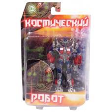 Космический робот-трансформер  без эффектов (ABtoys. Игрушки для мальчиков, C-00176(WP-A2234))