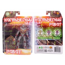 Космический робот-трансформер (ABtoys. Игрушки для мальчиков, C-00177(WP-A2235))