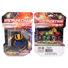 Космический робот-трансформер  без эффектов (ABtoys. Игрушки для мальчиков, C-00179(WT-1384))
