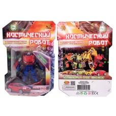 Космический робот-трансформер  без эффектов (ABtoys. Игрушки для мальчиков, C-00180)