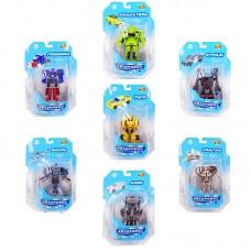 Робот трансформер, 7 видов (ABtoys. Игрушки для мальчиков, C-00221)