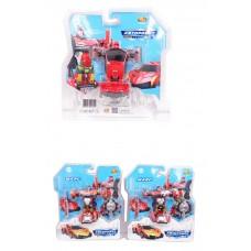 Робот трансформер (ABtoys. Игрушки для мальчиков, C-00222)