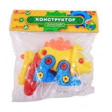"""Динозавр """"Конструктор"""" (ABtoys. Конструкторы, PT-00489)"""