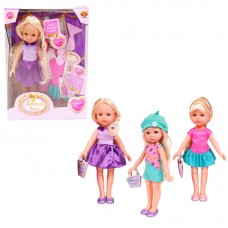 """Кукла """"Весенний вальс"""", 35 см, в наборе с аксессуарами (ABtoys. Любимая кукла, PT-00475)"""