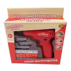 """Набор инструментов """"Помогаю Папе"""" (5 предметов) (ABtoys. Помогаю Папе, PT-00549(WK-B7957))"""