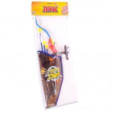 Лук со стрелами на присосках, в наборе (ABtoys, S-00099(WG-A4393))