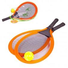 """Игровой набор """"Теннис"""", 3 предмета (ABtoys, S-00105)"""