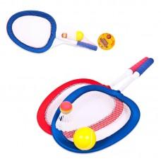 """Игровой набор """"Теннис"""", 4 предмета (ABtoys, S-00106)"""