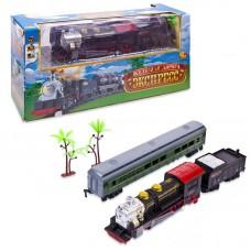 Железная дорога «Экспресс» (ABtoys. Железные дороги, треки, парковки, C-00066(A36-21))