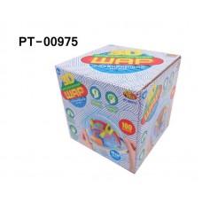 Шар интеллектуальный 3D, 100 барьеров, в коробке, 13х13х13 см