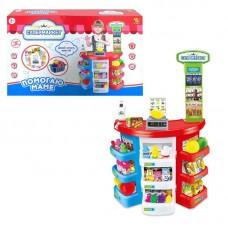 Помогаю маме. Супермаркет, 38 предметов, со световыми и звуковыми эффектами, в коробке, 76,5х48,5х12 см