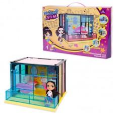 """Дом """"Модный дом"""", в наборе с куклой и мебелью, 100 деталей"""
