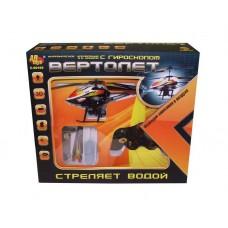 Вертолет р/у 3,5 канала, с гироскопом, с функцией распыления воды, в коробке, 33,5х9х28,5см (ABtoys, C-00105(V319)пц)