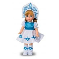 Кукла Алла Гжельская красивица 35 см.