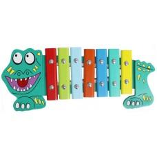 "Ксилофон ""Крокодил"" (Alatoys, КС0702)"