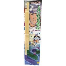 Набор хоккейный 2клюшки, 2шайбы (Астрон, 0038аст)