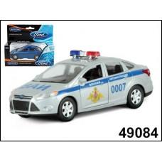 Машинка металлическая FORD FOCUS ВАИ 1:36 (AUTOTIME, 49084-no)