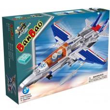 """Конструктор """"Истребитель"""" 310 деталей Banbao (Банбао) (BANBAO, 8256пц)"""
