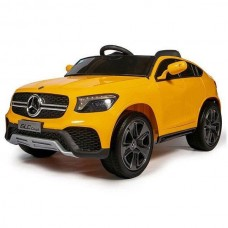 Электромобиль Barty Mercedes-Benz Concept GLC Coupe BBH-0008 желтый глянец