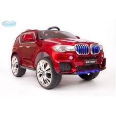 Детский Электромобиль BARTY BMW X5 (М555МР) кузов F-15 performance красный