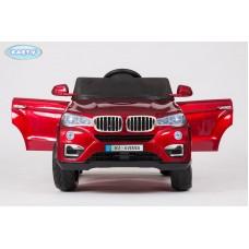 Детский Электромобиль BARTY BMW X5 VIP красный