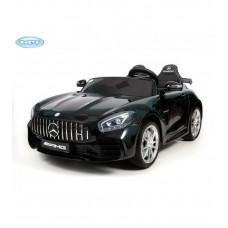 Детский электромобиль Barty AMG GT R Mercedes-Benz черный глянец