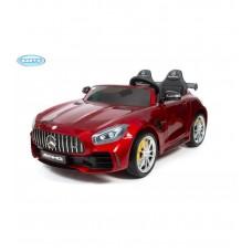 Детский электромобиль Barty AMG GT R Mercedes-Benz красный глянец