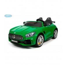 Детский электромобиль Barty AMG GT R Mercedes-Benz зеленый глянец