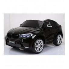 Детский электромобиль Barty BMW X6М черный глянец