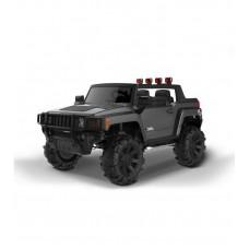 Детский электромобиль Barty Hummer, черный глянцевый