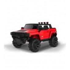 Детский электромобиль Barty Hummer, красный