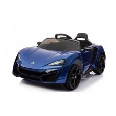 Электромобиль Barty Lykan Б777ОС (QLS 5188), синий