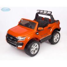 Десткий Электромобиль Barty Ford Ranger F650 оранжевый