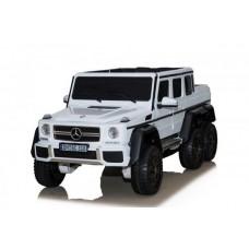 Электромобиль Barty G63-AMG 4WD белый