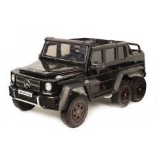 Электромобиль Barty G63-AMG 4WD черный