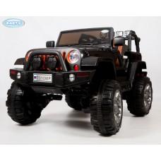 Детский Электромобиль BARTY Jeep Т010МР черный
