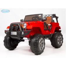 Детский Электромобиль BARTY Jeep Т010МР красный