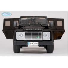 Детский Электромобиль BARTY Land Rover Defender черный