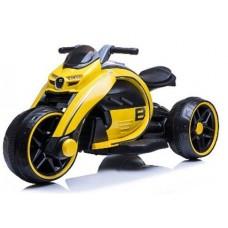 Электромотоцикл Barty M010AA желтый