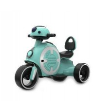 Электромотоцикл Barty М33АА зеленый