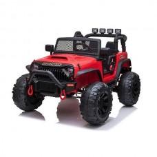 Электромобиль Barty Jeep Wrangler M999MP красный глянец