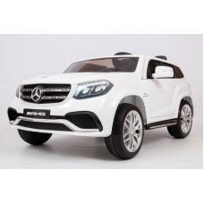 Десткий Электромобиль BARTY Mercedes-Benz AMG GLS63 белый