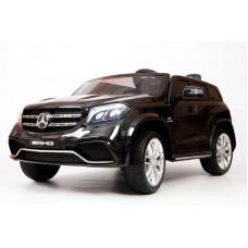 Десткий Электромобиль BARTY Mercedes-Benz AMG GLS63 черный