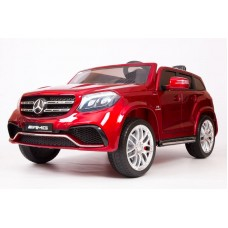 Десткий Электромобиль BARTY Mercedes-Benz AMG GLS63 красный