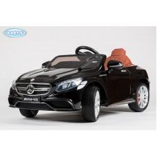 Детский Электромобиль BARTY Mercedes-Benz S63 AMG черный