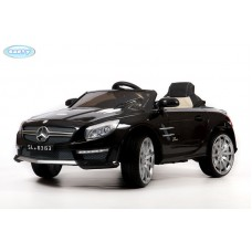 Детский Электромобиль BARTY Mercedes-Benz SL63 AMG черный
