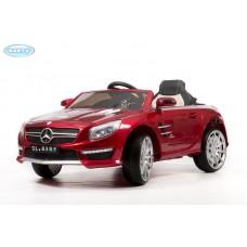 Детский Электромобиль BARTY Mercedes-Benz SL63 AMG красный