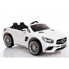 Детский Электромобиль BARTY Mercedes-Benz SL65 AMG XMX602 белый