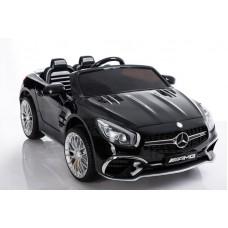Детский Электромобиль BARTY Mercedes-Benz SL65 AMG XMX602 черный