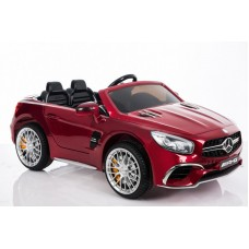 Детский Электромобиль BARTY Mercedes-Benz SL65 AMG XMX602 красный